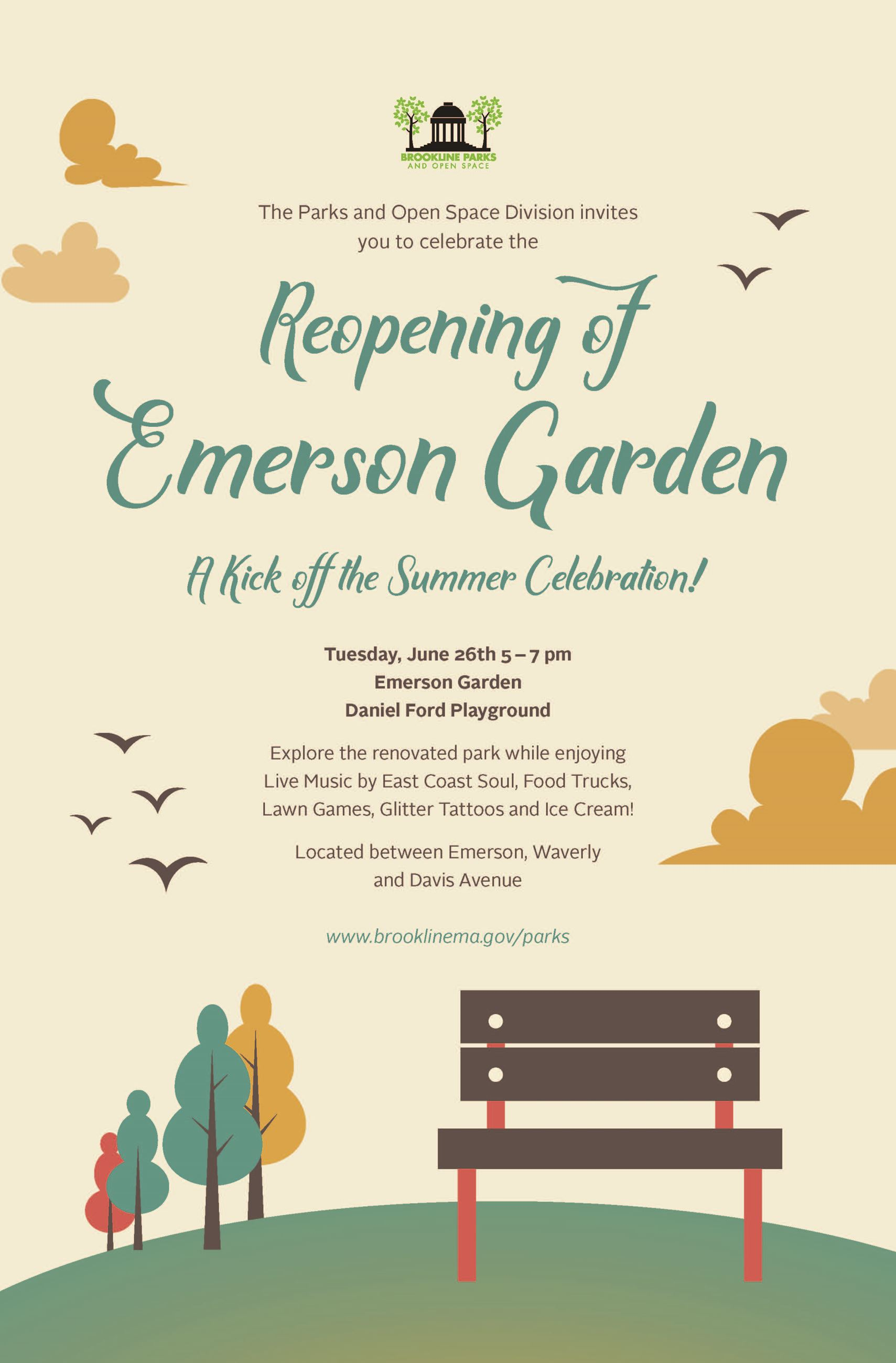EmersonGarden_11x17poster