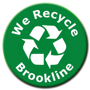 We Recycle Brookline