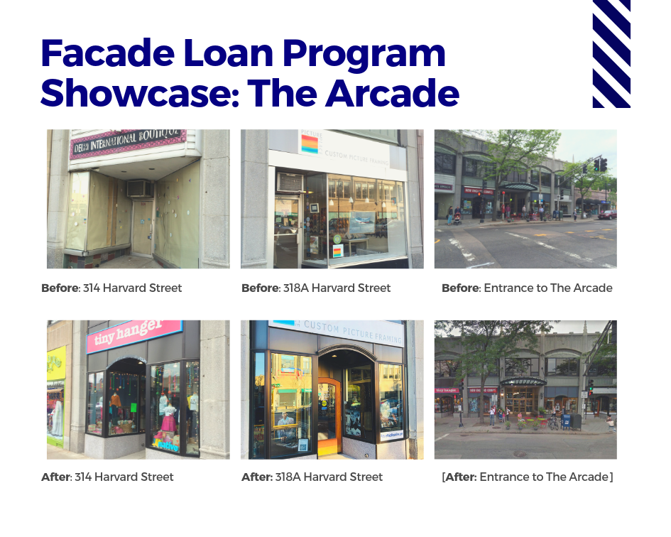 Facade Loan Program Showcase_ The Arcade