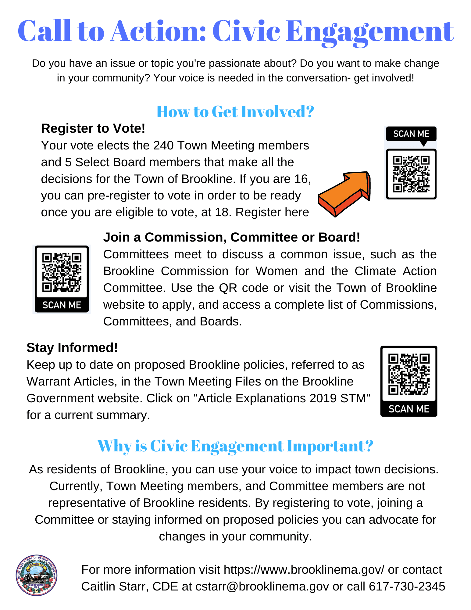 Call to Action_ Civic Engagement